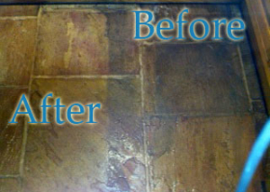 Stone Floor Cleaning Thornton