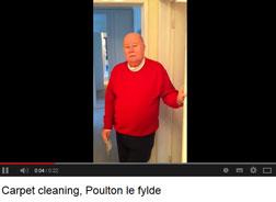 Carpet Cleaner Poulton Le Fylde