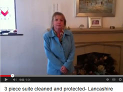 Upholstery Cleaner Lancashire