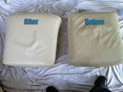 Leather Restoration Preesall