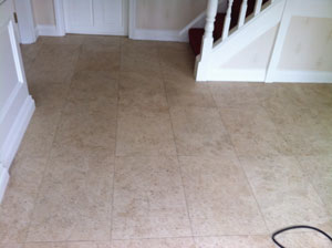 Travertine Cleaning Lancashire