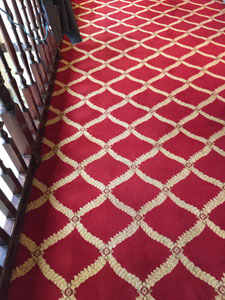Commercial carpet cleaner Blackpool