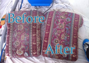 How to clean upholstery Preston