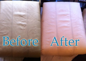 Restoring Leather Fleetwood