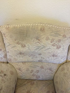 Upholstery cleaning Lancashire