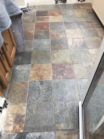 Cleaning Slate Tiles Poulton
