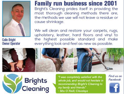 Brights Cleaning Lancashire