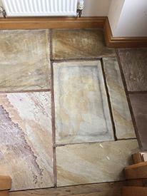 Sandstone cleaner Garstang
