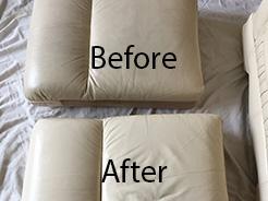 Restoring Leather Poulton